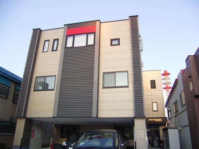マンション 青森市中央3丁目 ザ・ガーデンYamanote 1K