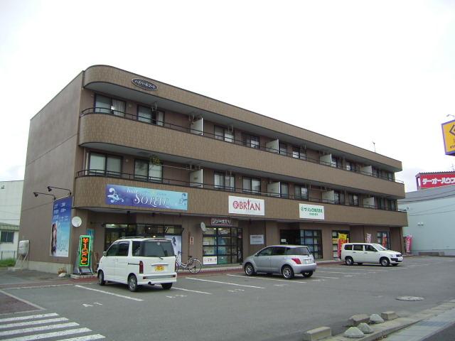 マンション 青森市東造道3丁目 ハイパールコート 2LDK
