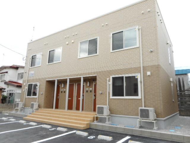 アパート 青森市中佃2丁目 セジュールヤマタケ 1LDK