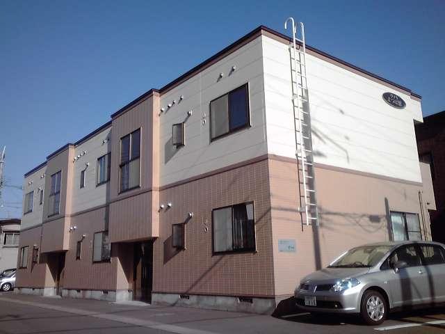アパート 青森市矢作3丁目 ヴィラ・よつば館 2DK
