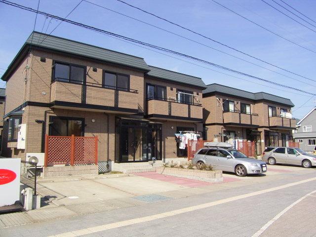 アパート 青森市浜田2丁目 コンフォート浜田 3LDK
