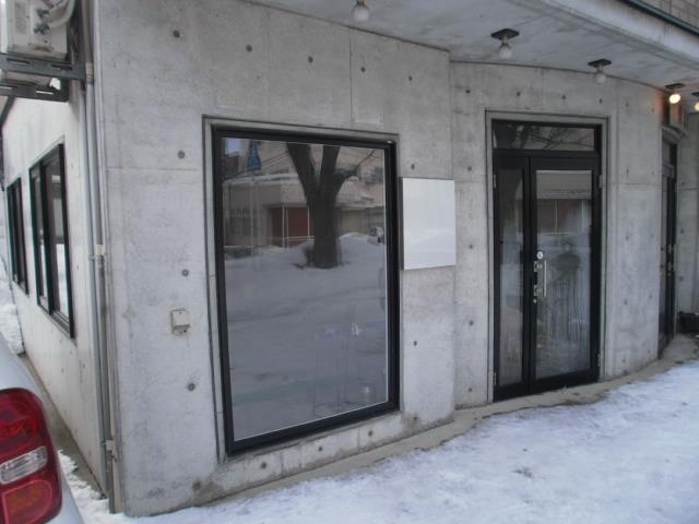 店舗(建物一部) 青森市東造道3丁目 東造道3丁目・貸店舗