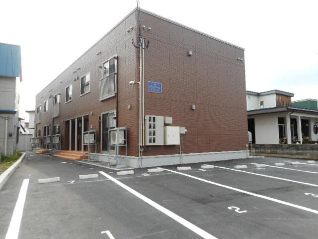 アパート 青森市浜田玉川 プレジール 2LDK