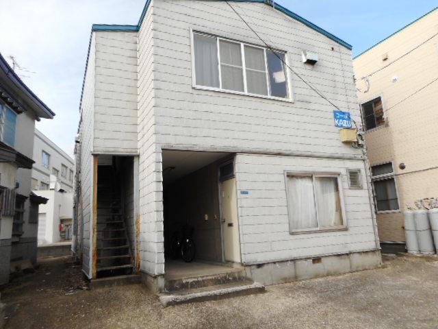 アパート 青森市金沢4丁目 コーポカズ 1R