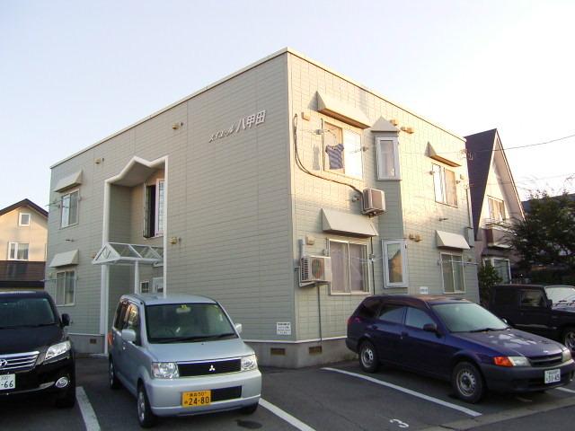 アパート 青森市筒井八ッ橋 メイユール八甲田 1K