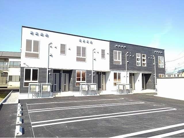 アパート 青森市筒井桜川 グロリア 2LDK