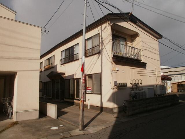 アパート 青森市浪館前田4丁目 工藤アパート 2DK