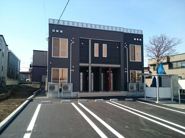 アパート 青森市安田近野 ヴェントセレーノⅡ 2LDK