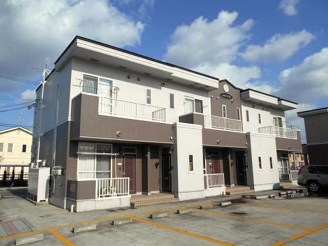 アパート 青森県 弘前市 早稲田1丁目13-5 エルンテS 2DK