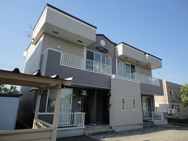 アパート 青森県 弘前市 早稲田1丁目13-17 リヴハウスC 2K