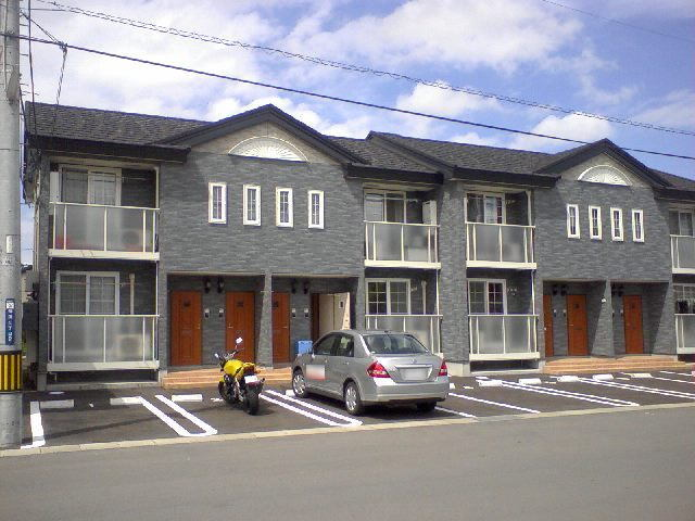 アパート 青森県 弘前市 福田3丁目 ラフレシール