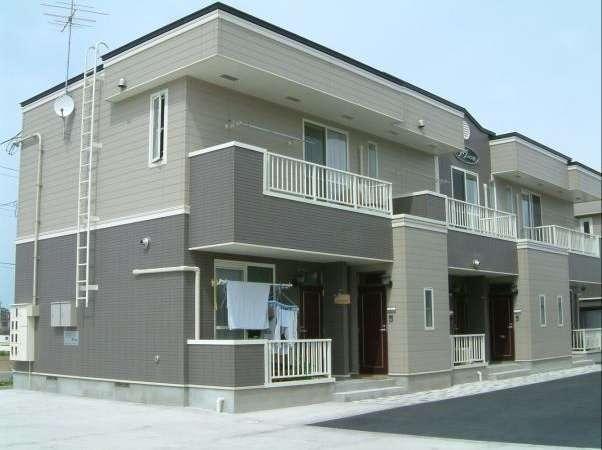 アパート 青森県 弘前市 早稲田1丁目13-17 リヴハウスB 2K