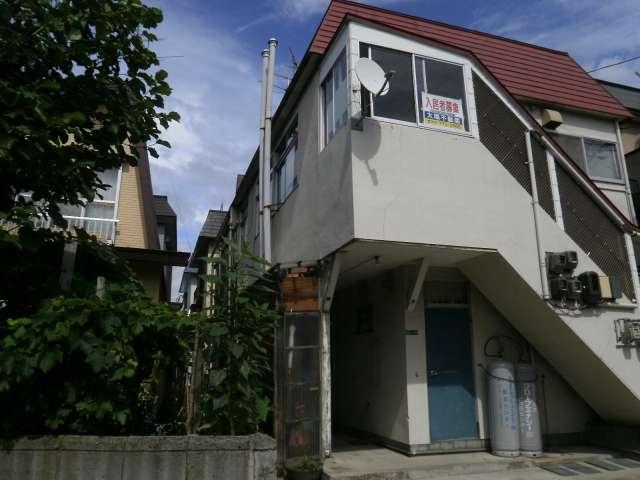 アパート 青森市金沢5丁目 コーポ坂本 1DK