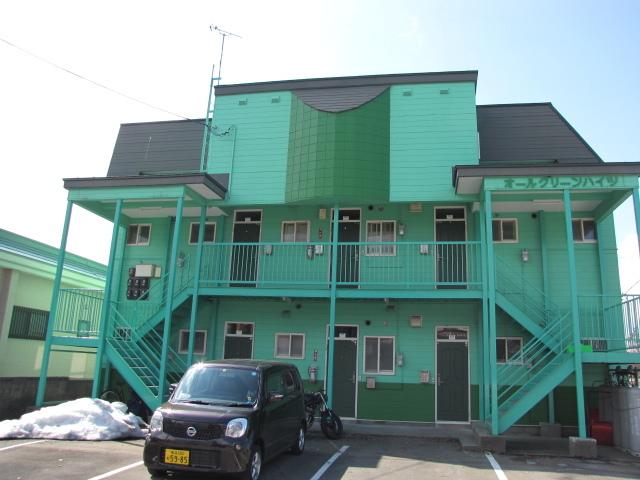 アパート 青森県 青森市 矢田前字浅井23-3 オールグリーンハイツ 1LDK