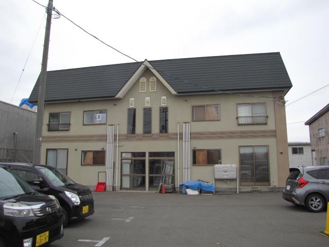アパート 青森県 青森市 八重田1-6-1 はまなす荘Ⅱ 2DK