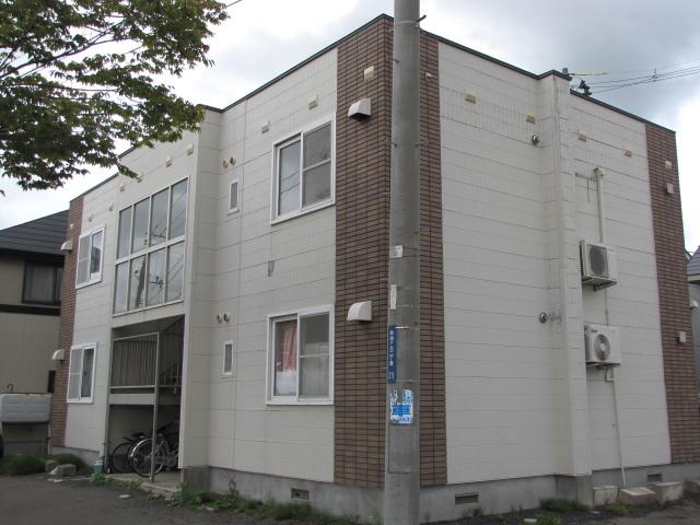 アパート 青森県 青森市 自由ケ丘2丁目21-11 アパートメント ベルエポック 2DK