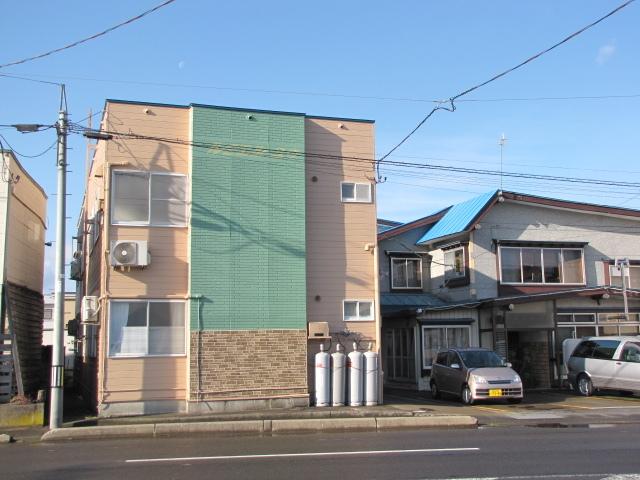 アパート 青森県 青森市 荒川字柴田105-2 ルミエルユウ 2DK
