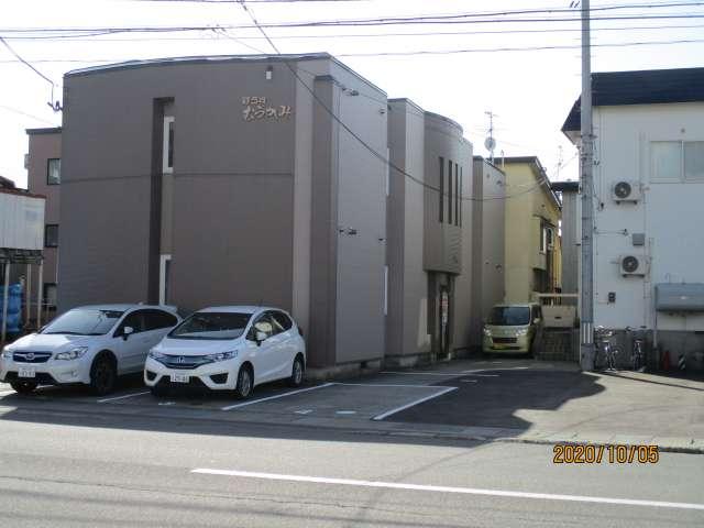 アパート 青森県 青森市 松原2丁目7-7 はうすむらかみ 1LDK