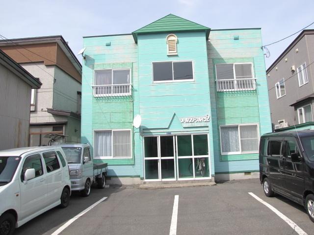 アパート 青森県 青森市 筒井3丁目7-19 オールグリーンハイツⅡ 2K