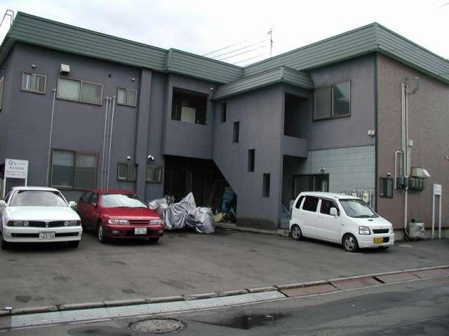アパート 弘前市大町1丁目16-1 藤田アパート 1LDK