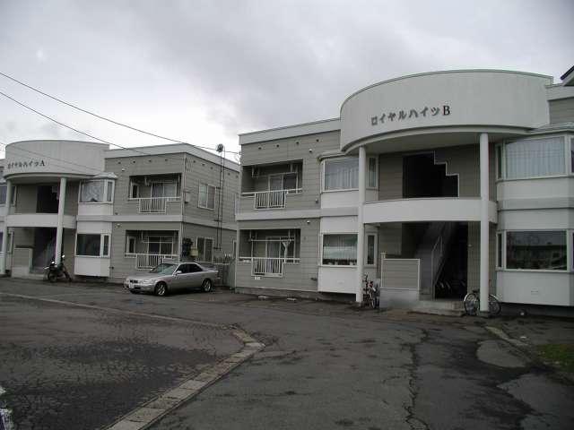 アパート 弘前市松原西3丁目1-2 ロイヤルハイツ 2LDK