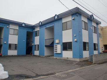 アパート 弘前市外崎3丁目1-5 コーポ愛 2K