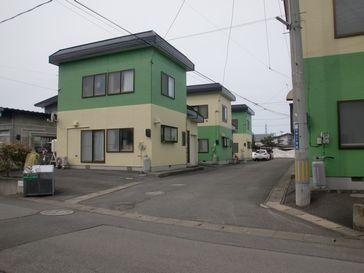 戸建 弘前市外崎2-5-2 グリーンハウス 3DK