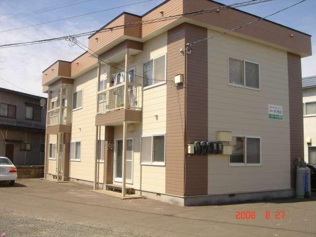 アパート 弘前市小比内1-1-15 コーポ内山 2LDK