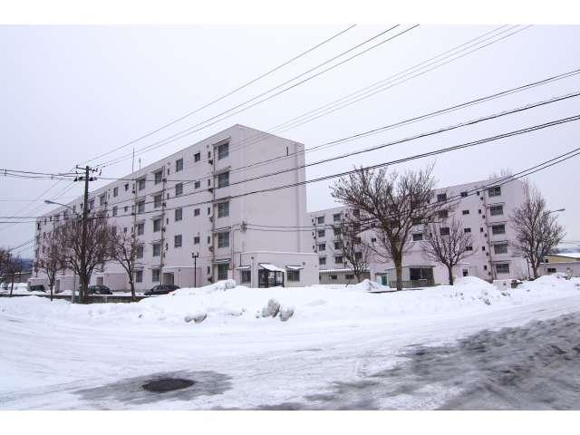 マンション 青森市第二問屋町3丁目 ビレッジハウスやはぎ1号棟 3DK
