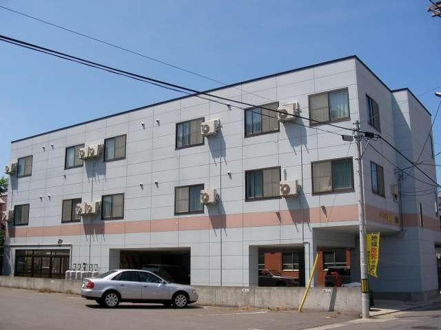 アパート 青森市篠田1-8-7 シャトーハイム篠田 Aタイプ
