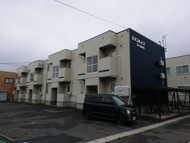 アパート 青森県 青森市 自由ケ丘2-12-1 アーバンホームズ第1自由ヶ丘  1R
