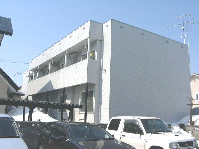 アパート 青森県 青森市 勝田1丁目11-18 アーバンホームズ第2勝田 1F 1R