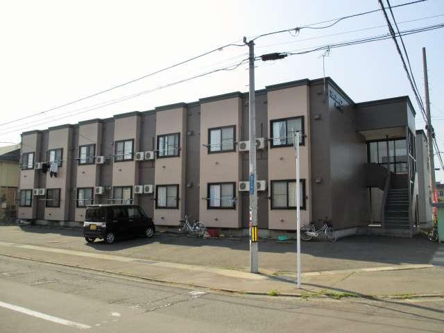 アパート 青森市自由ケ丘1-7-10 アーバンホームズ第10自由ヶ丘 2F