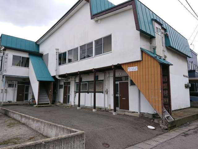 アパート 青森市三内字沢部364-14 白樺荘