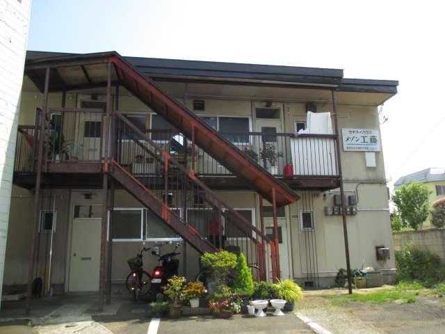 アパート 青森県 青森市 奥野3丁目9-7 メゾン工藤 3DK
