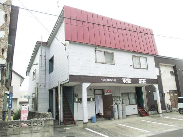 アパート 青森県 青森市 千刈3-8-21 稔荘 2K