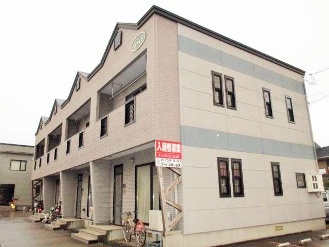 アパート 青森市沖館4-15-9 メゾンベイサイド
