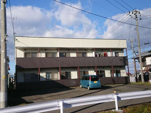 アパート 青森県 青森市 浜田字玉川156-14 アーバンホームズ第2浜田 1F 2DK