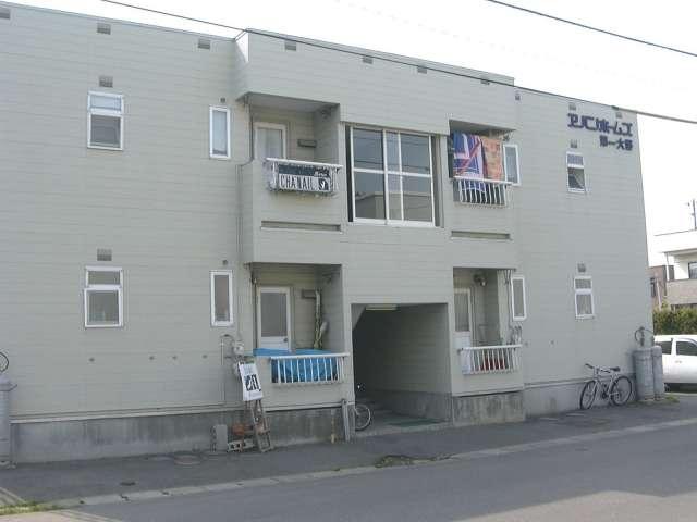 アパート 青森市大野前田72-42 アーバンホームズ第1大野 2F