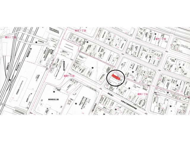 駐車場 青森県 青森市 新町1-9-40 新町駅前駐車場