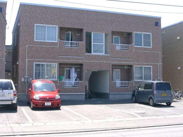 アパート 青森市自由ケ丘2-4-5 アーバンホームズ第2自由ヶ丘