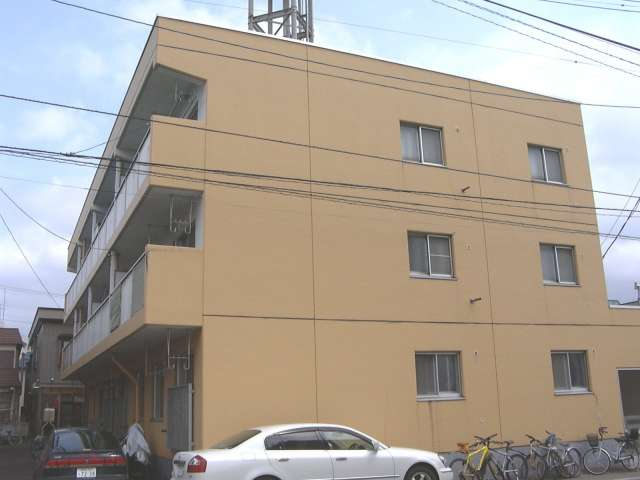 マンション 青森県 青森市 中央3-8-16 シティパレス中央 3DK