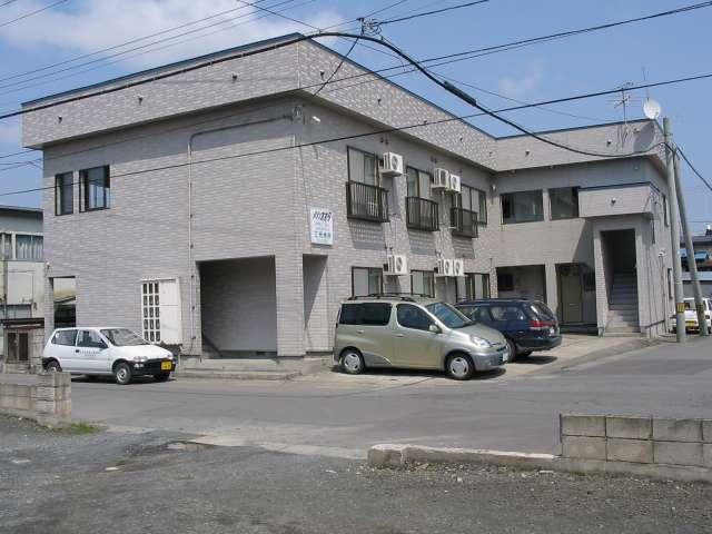 アパート 弘前市城東北3-6-1 メゾン・オオタ 1K