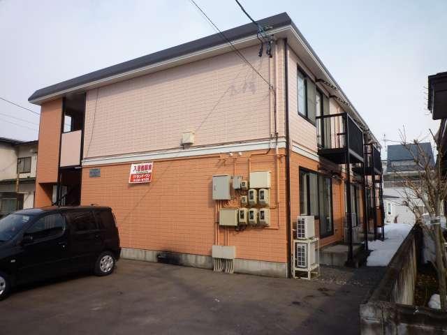 アパート 弘前市取上2丁目16-8 シティハイムレイメイ 2DK