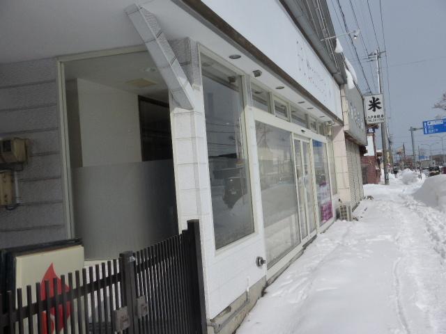 店舗(建物一部) 弘前市楮町3-3 楮町貸物件