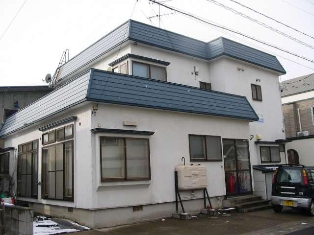 アパート 弘前市高田1-14-9 みどり荘 2K