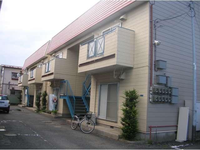 アパート 青森県 八戸市 江陽5丁目 サニーハイツ戸来 2DK