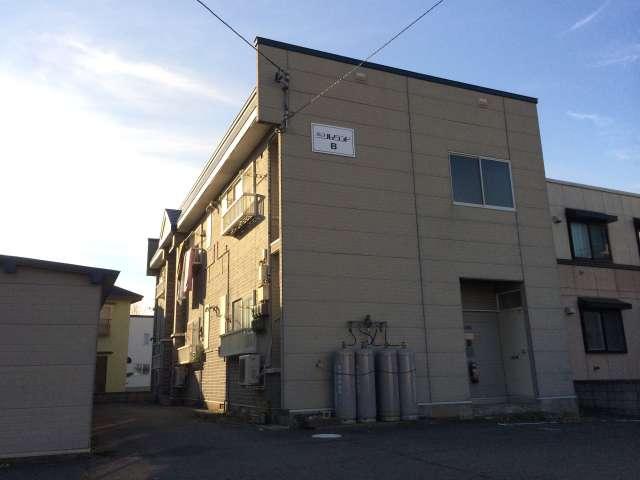アパート 青森県 青森市 けやき2丁目 パレスハイランドB 1DK