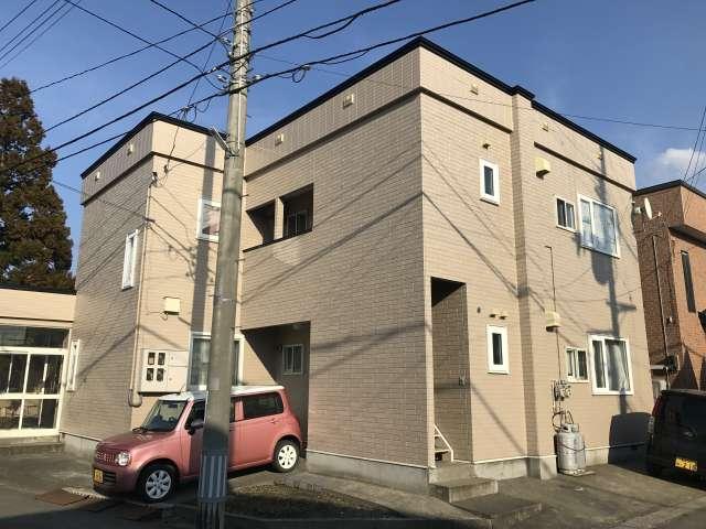 アパート 青森県 青森市 八重田3丁目 コーポ京 1DK