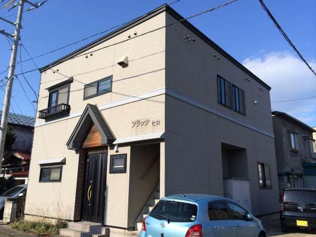 アパート 青森県 青森市 篠田2丁目 フラッツヒロ 1DK